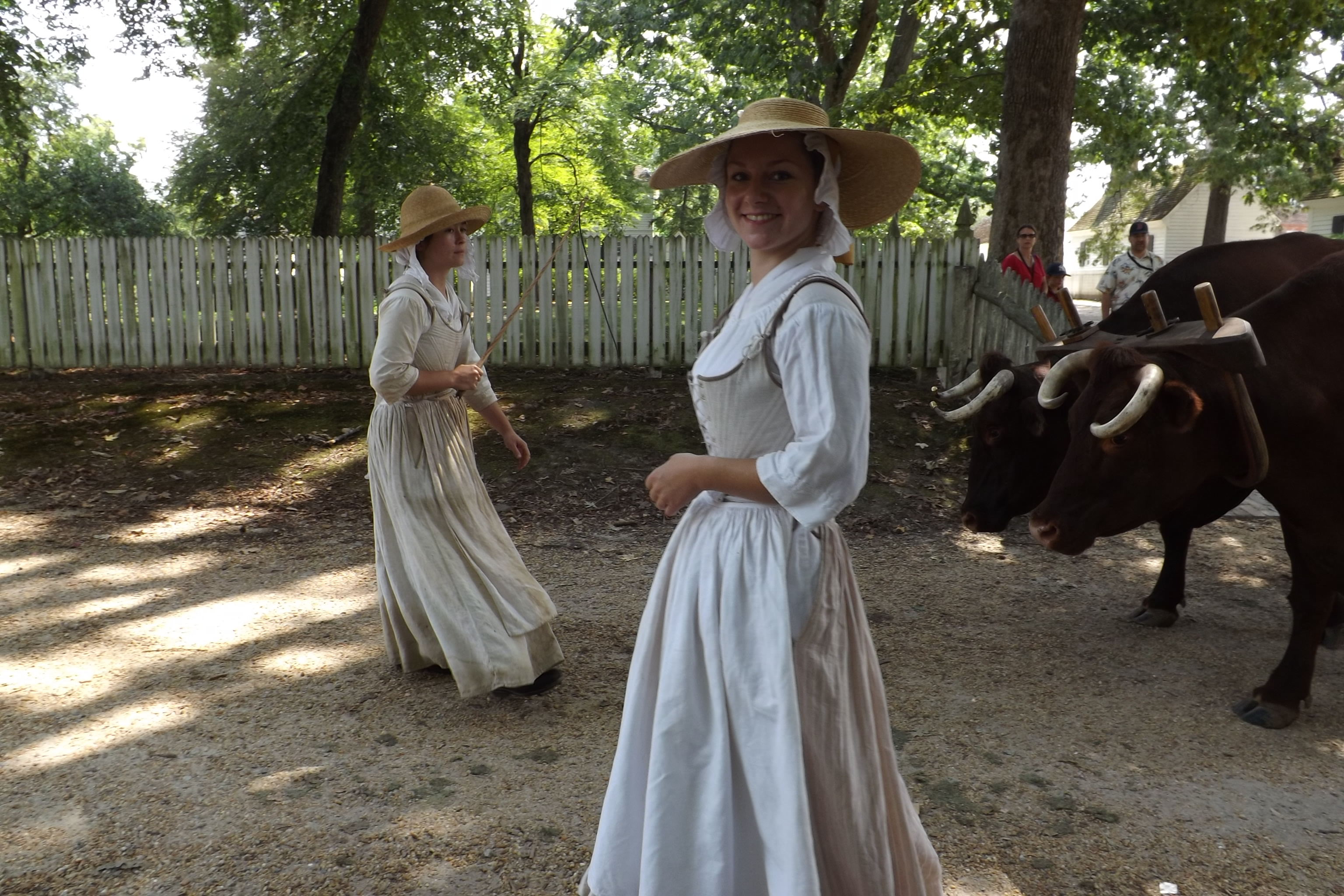Colonial Wheelwright Clothing