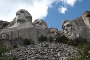 Mount Rushmore daytime